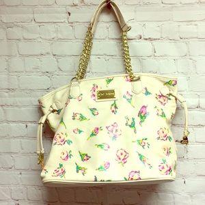 Large Betsey Johnson shoulder bag